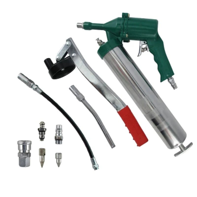 Excavator truck pneumatic grease gun / butter gun / pneumatic grease gun not include butter grease