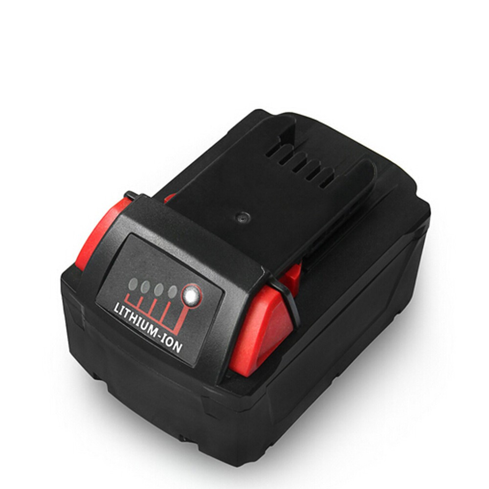New 18V 4.0Li-Ion 4000mAh Replacement Power Tool Battery for Milwaukee XC 48-11-1815 цена