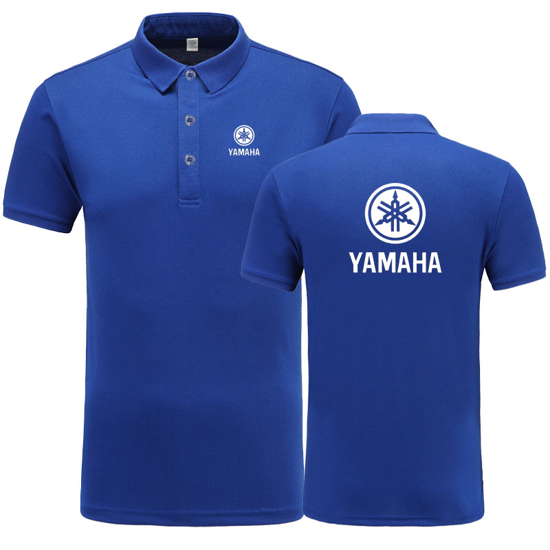 New Arrival Brand Clothing Men Yamaha logo   Polo   Shirt Casual Male Tesla   Polo   Shirt Short Sleeve   Polo   Shirt