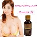 Composto de aumento de mama óleo essencial para aumentar de aperto do peito óleo de massagem 30 ml