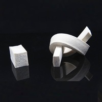 Weatherstrip Silicone Rubber Foam Sponge Bar Seal Strip Flat 3mm 5mm 10mm 15mm 20mm 25mm X