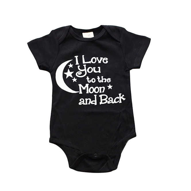 2 шт./партия, новая черно-белая одежда для малышей платье для новорожденных Летний детский комбинезон, одежда для сна детская одежда унисекс