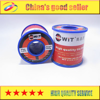 Free Shipping WIT 500g 0 8MM Low Melting Point Solder Wire Soldering Tin Wire For Various