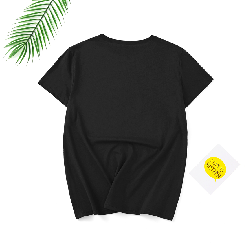 Summer Casual Army Green Short sleeved Cotton Tops T Shirt Sea Sunset Printing Harajuku O neck Women 39 s Tees Ladies Large Size in T Shirts from Women 39 s Clothing