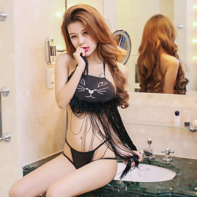 b7847bf65 Aliexpress.com  Compre Cat ladies uniform role playing sexy women s pyjamas  appeal de confiança appeal fornecedores em china Health and beauty house