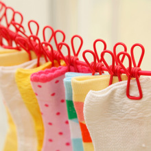 Специальный дизайн из двери с 12 зажимами вешалка для одежды, convience домашний вешалки для одежды