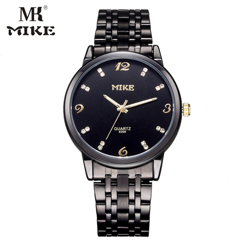 Mike Watch Antique Business Watch Men's Watch Water Resistant Relogio Masculine Saat Bayan Horloges Heren Horloge Dames Horloge
