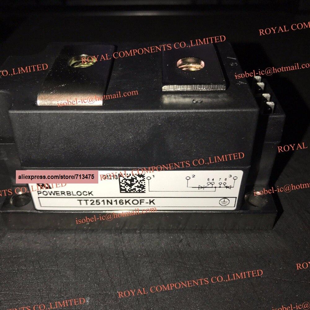 TT251N16K0F K TT251N16KOF A TT251N16KOF K dans Pièces de climatiseur de Appareils ménagers