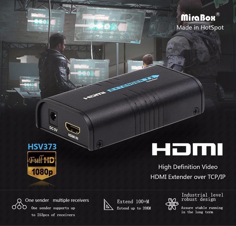 hdmi extender 120m original factory hdmi extender rj45 high quality hdmi extender 120m by cat5 6 6e hdmi extender rj45