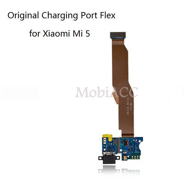 for Xiaomi Mi5 Mi 5 Original Replacement Parts USB Dock