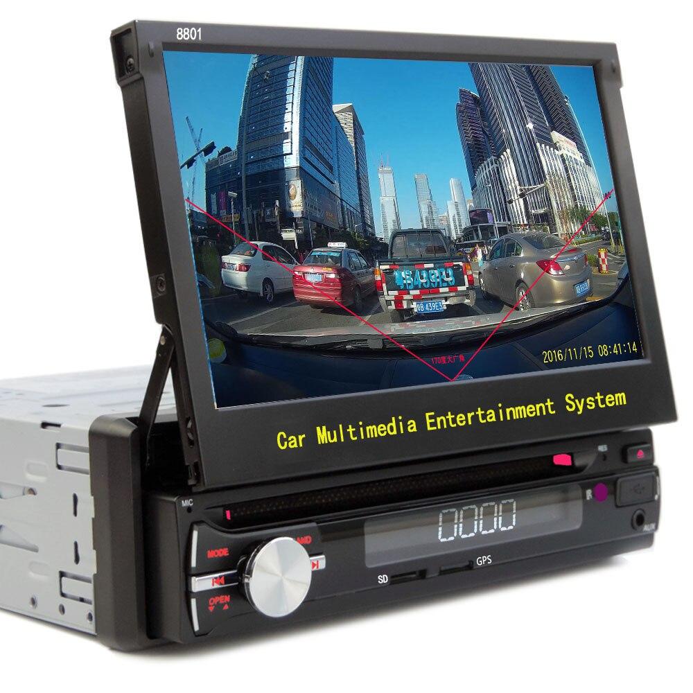 """Προϊόν - 7 """" Car DVD 1 Din GPS Navigation Player Universal ..."""
