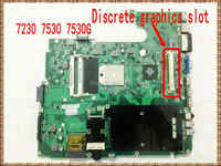 MBARH06001 MB.ARH06.001 Laptop Motherboard For Acer Aspire 7230 7530 7530G DA0ZY5MB6E0 31ZY5MB0050 Main Board System Board