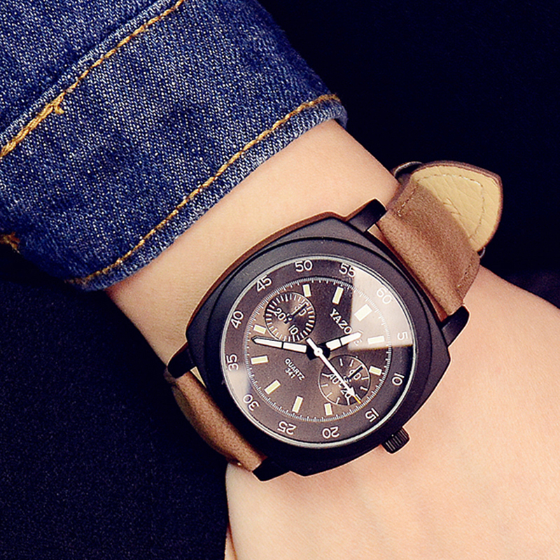 YAZOLE Top Brand Watches Luxury Military Men's Watch Men Watch Luminous Sport Wrist Watch Clock saat relogio masculino reloj yazole wrist watch men sport watch mens watches top brand luxury luminous men s watch clock relogio masculino reloj hombre