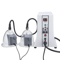 Hot sale buttocks lifter cup vacuum breast enlargement therapy cupping machine bigger butt hip enhancer machine 2019 New
