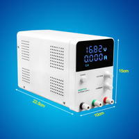 NEW GPS305D Mini laboratory power supply 30V 5A Single phase adjustable Digital voltage regulator 0.01V 0.001A DC power supply