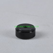4pcs 20X10mm Black Aluminum HIFI feet pad Chassis for Headphone Amplifier Speaker 4pcs amplifier aluminumfeet d48 h40 sound lsolation spikes maglev feet hifi audio stand mat