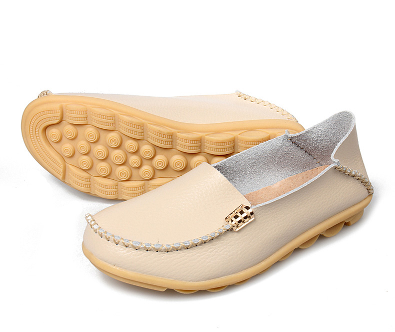AH912 (50) women's loafers shoe