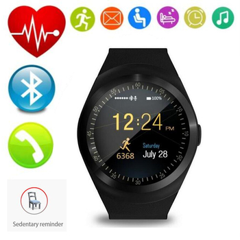 Bluetooth Heartrate SmartWatch Smart Watch For IPhone 86S7 Samsung A3 Galaxy Note 10 S9+ A9 Star AndroidIos Phone Smart Phone meanit m5