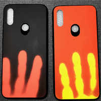 For Xiaomi Mi 9 case,TPU Hot cold induction color change Fitted Case for Redmi Note 7 A2 A3 Lite Redmi 5plus 6a s2 f1 mix2s mix3