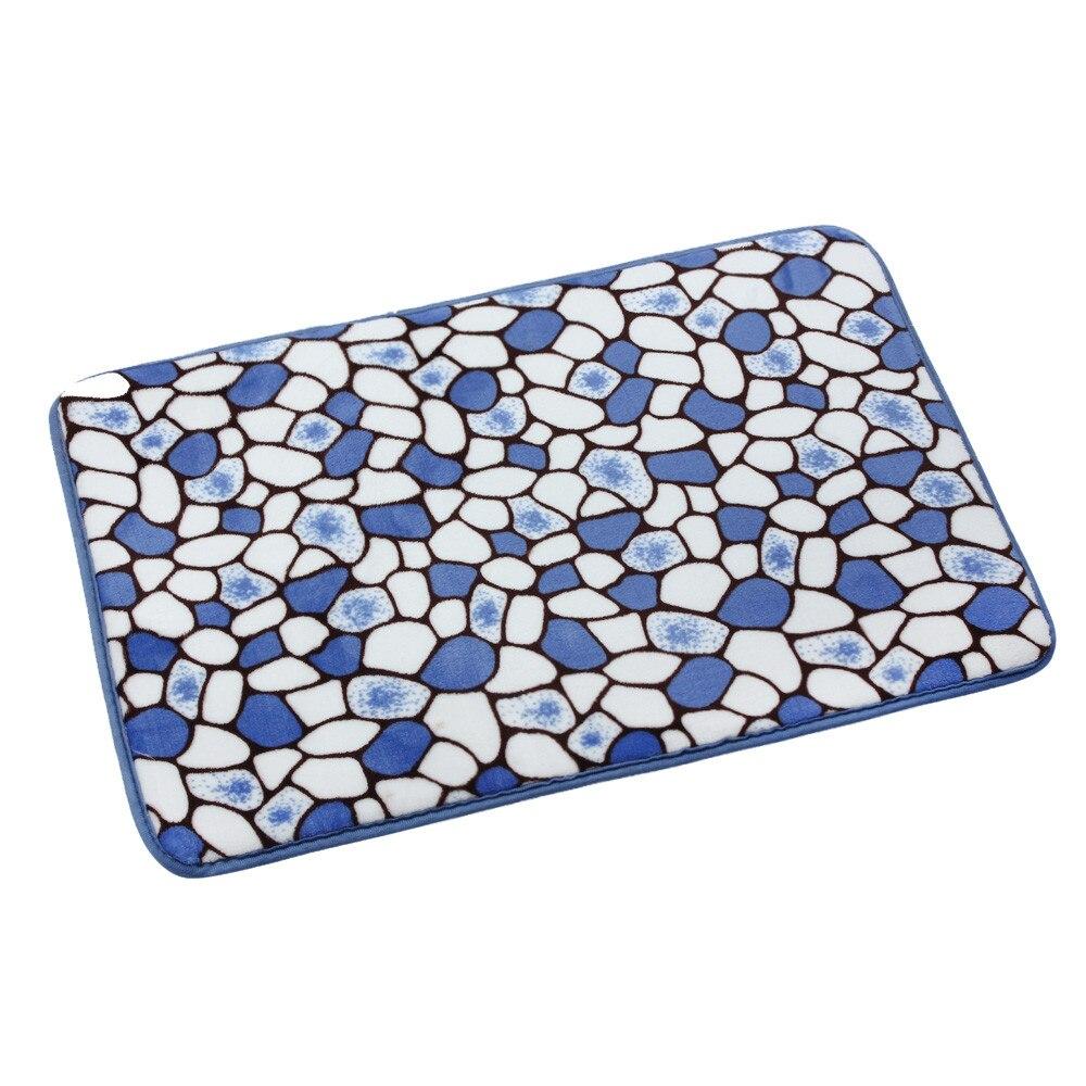 Hot Selling!Memory Foam Mat Bath Rug Shower Non-slip Floor Carpet Wholesale Price High Quality May29