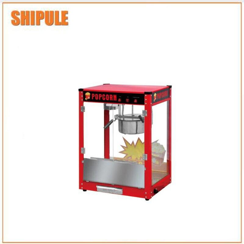 Haute efficacité popcorn/pop collation de maïs machine