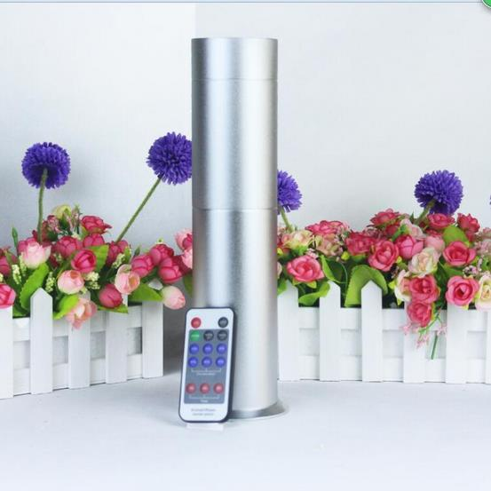Système de distribution de parfum super silencieux 200 cbm Écologique arôme Diffuseur système de diffusion de Parfum d'huile essentielle rechargeable