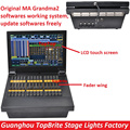 2017 New MA onPC fader wing with Touch Screen DMX console offers 2,048 parameters in conjunction with the grandMA2 onPC software