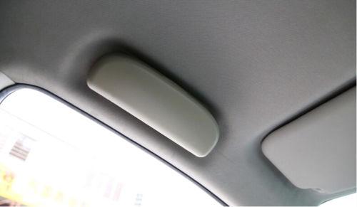 Interior Sunroof Car Front Sun glasses case Box Storage Gray For Toyota Corolla ALTIS SEDAN 2014 2015 2016