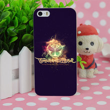 B4052 Tomorrowland Electronic Music Transparent Hard Thin Case Cover For Apple iPhone 4 4S 5 5S SE 5C 6 6S 6Plus 6s Plus