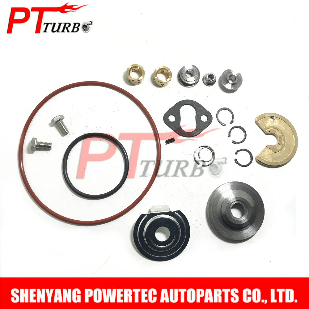 Best Price CT20 17201-17030 Turbo Charger Rebuild Parts For TOYOTA 17201-54030 17201-54060 Turbolader Service Kits 17201-17010