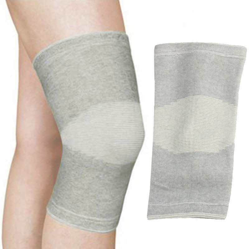 snowshine3 YLW Sports Training Warm Knee Protector Tendon Elastic Knee Brace Supports