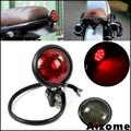 Cafe Racer LED Rücklicht Black Motorrad Bremsrücklicht Motorrad Bobber Chopper Scrambler BATES Rück Stopp Licht