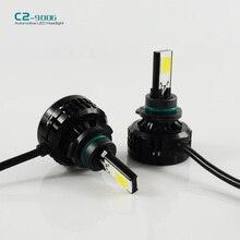 HB4 Car LED Headlight 72W LED COB SMD 9006 6600LM 6000K 12V for HB4 Car headlamp Fog Light Lamp Driving Fog Headlight