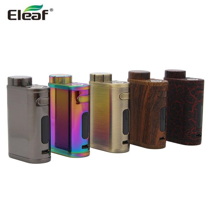 Original Eleaf iStick Pico 75W Box Mod Vape Fit for Melo 3 or Melo III Mini Tank  E-Cigarettes  Vaporizer new colors