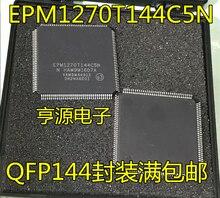5 ピース/ロットEPM1270T144C5N EPM1270T144 TQFP 144 在庫