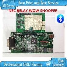 NEC RELAY 2016 WOW SNOOPER R2 versión de Bluetooth con la caja nueva apariencia v5.008 activo libre tcs cdp pro plus