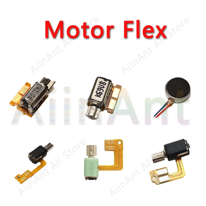 Original Vibrator Motor Flex Cable For Redmi 1 1s 2 2s 3 3s 4 4A 4X Pro Note 2 3 4 Motor Flex Repair Part