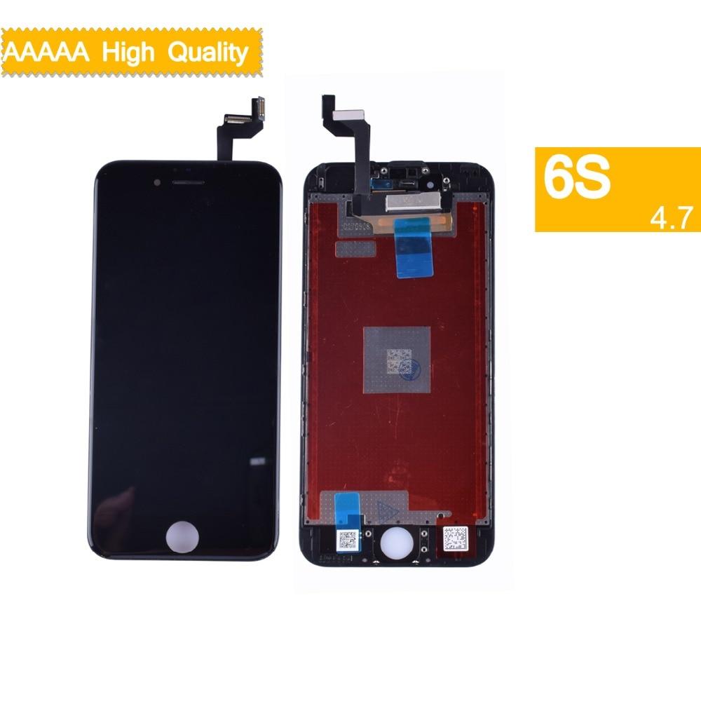 10 ชิ้น/ล็อตสำหรับ iphone 6 วินาที LCD complete จอแสดงผล Touch Screen Digitizer Assembly เปลี่ยน 3D touch 6 วินาที lcd tianma คุณภาพ-ใน จอ LCD โทรศัพท์มือถือ จาก โทรศัพท์มือถือและการสื่อสารระยะไกล บน AliExpress - 11.11_สิบเอ็ด สิบเอ็ดวันคนโสด 1