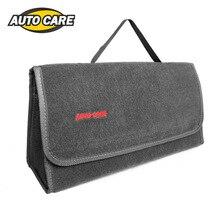 Auto Care большой автомобиль Smart сумка для инструмента серый Магистральные хранения Организатор сумка построен в сильный Velcrofix система держит, чтобы автомобильный коврик