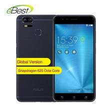 Mondial Version ASUS ZenFone 3 Zoom ZE553KL Mobile Téléphone 4g LTE 5.5 pouce 4 gb 64 gb Double 12MP caméra Octa Core 5000 mah Smartphone(China)