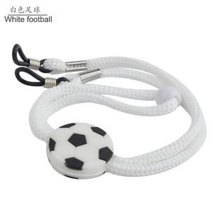 Image 5 - 20PCS Wholesale Adjustable Kids Nylon Sun Glasses cord Anti Slip child Eyeglasses Strap Neck Cord with Silicone ends