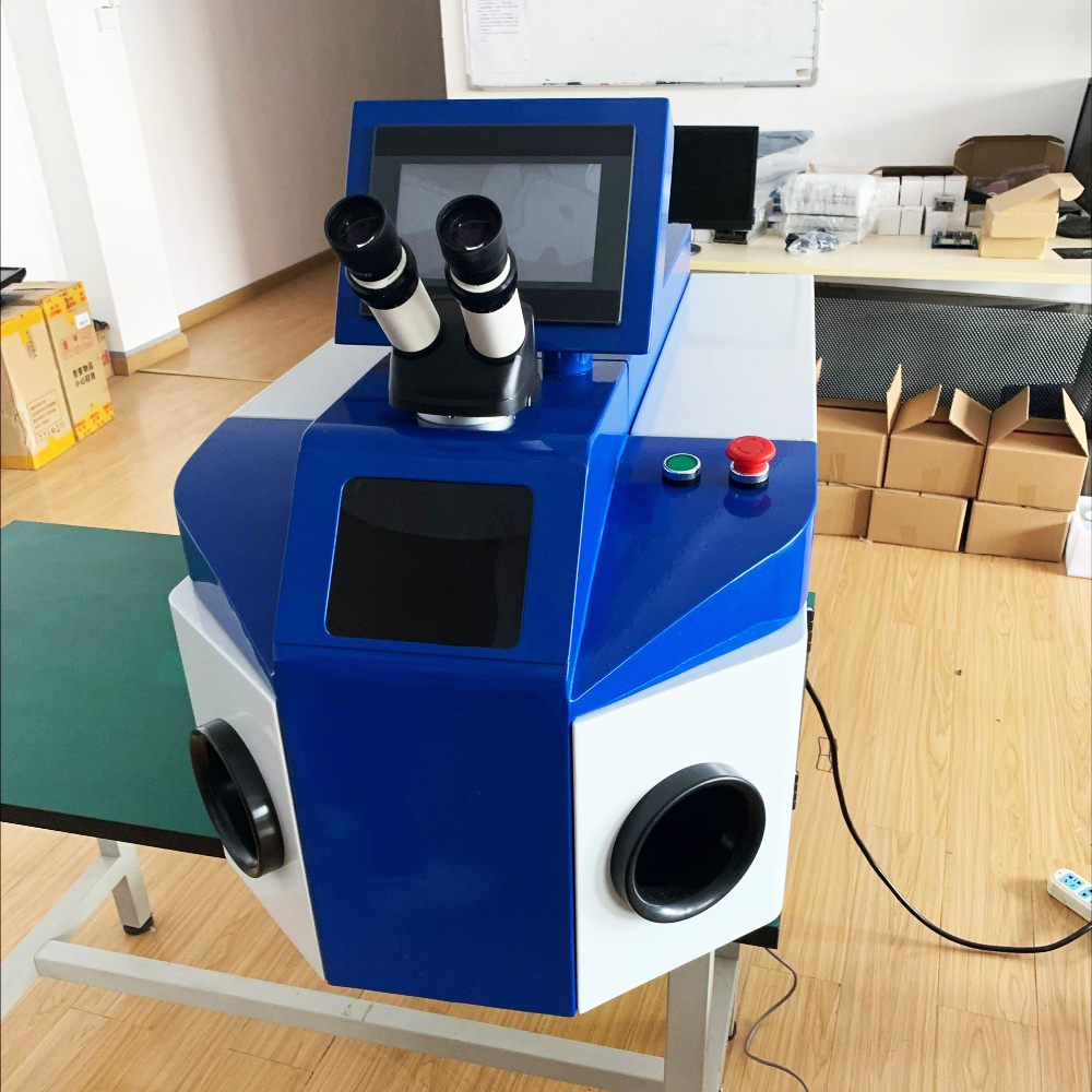 Gold And Silver Jewelry Laser Welding Machine Cheap Price For Sale