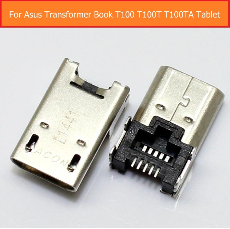 Micro USB Charging Port Jacks for Asus Transforme​r Book T100TA T100T T100TAF