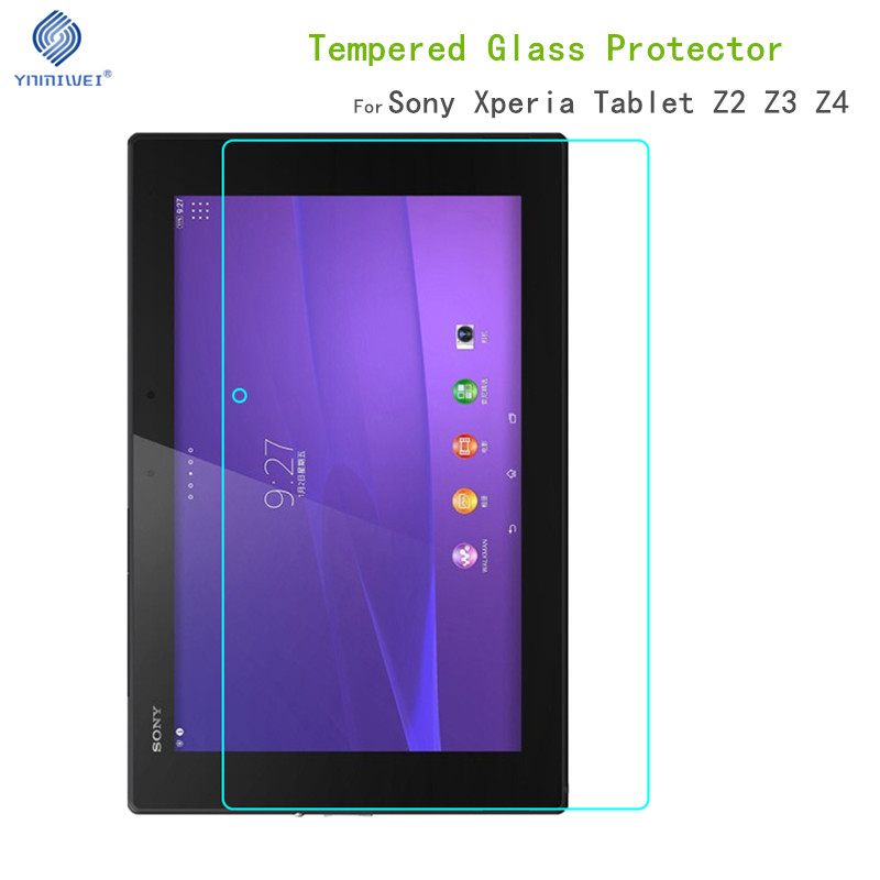 Tempered Glass For Sony Xperia Z4 Z2 10.1