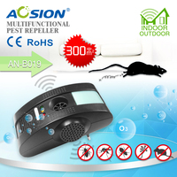 Aosion Pest Reject Electronic Pest Repeller GS BS UL Plug In Home Pest Control Product Ultrasonic
