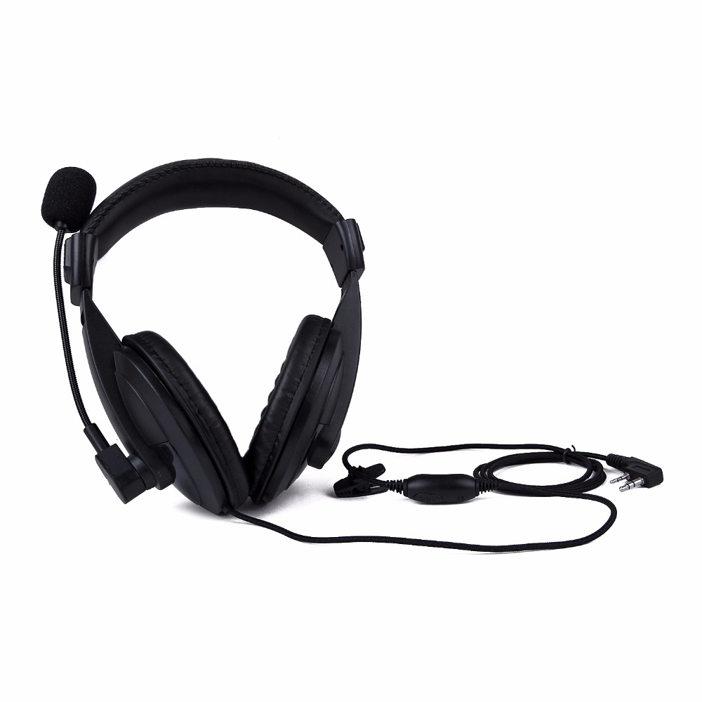 Für Baofeng UV-5R Bf-888S PTT VOX Hörer Walkie Talkie Headset Für Kenwood Für Retevis H777 RT5R RT7 Für Puxing Radio headset