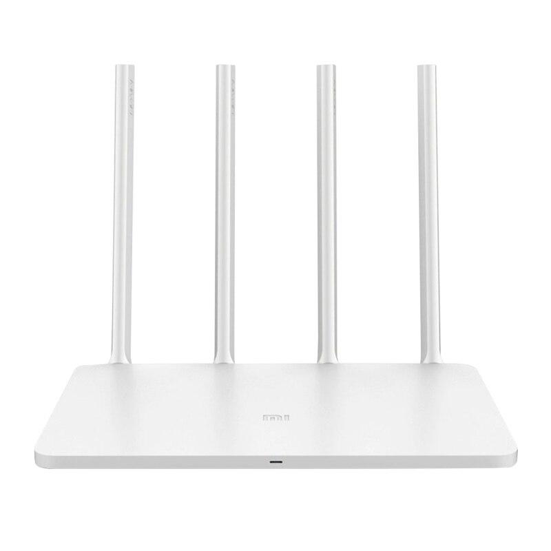 Xiao mi WiFi routeur sans fil 3C mi WIFI APP2.0 OS double ROM 16 mo Flash + 64 mo DDR2 2.4 GHz 300 Mpbs avec 4 antennes