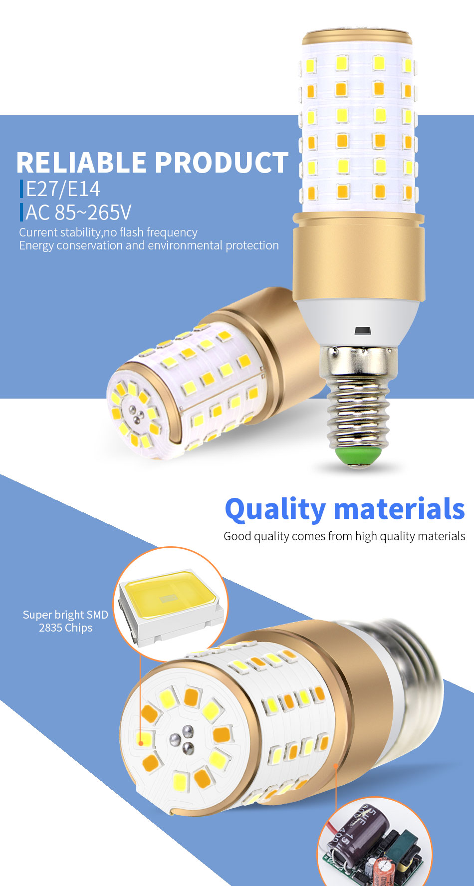 Detail Feedback Questions About E14 Led 220v 3 Color Corn Lamp Smd Ultra Bright For Ac230v 01