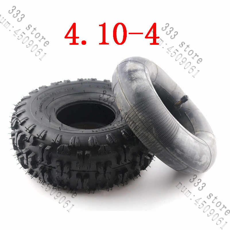 "4.10/3.50-4 410/350-4 ATV Quad Go Kart 47cc 49cc Chunky 4.10-4 Band innerlijke tube Fit Alle Modellen 3.50-4 4 ""band"