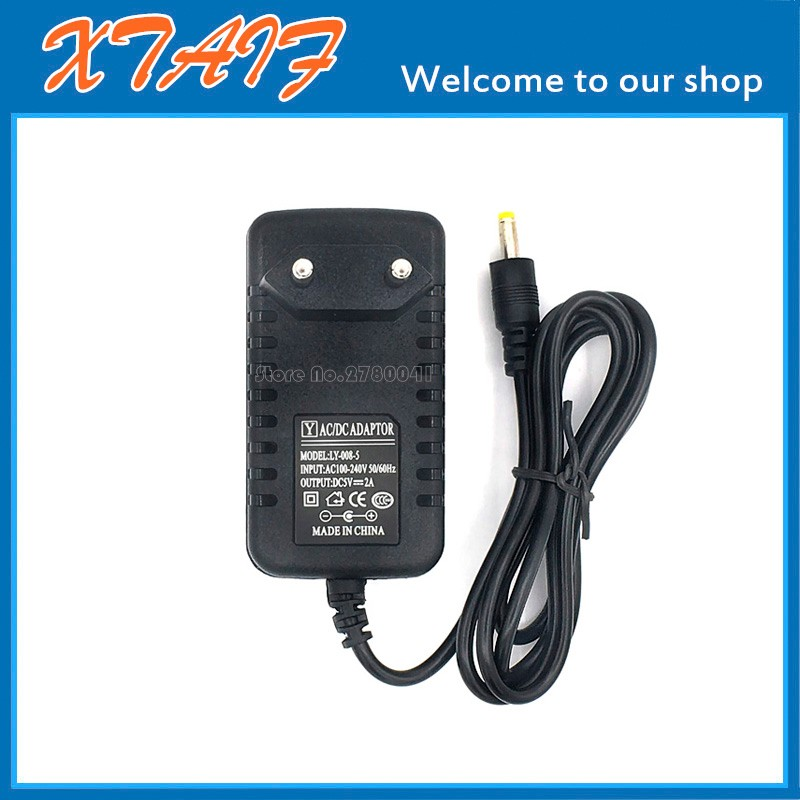 4.0mm 5V 2A AC//DC Home Wall Power Adapter Charger Cord For D-Link DLink Router